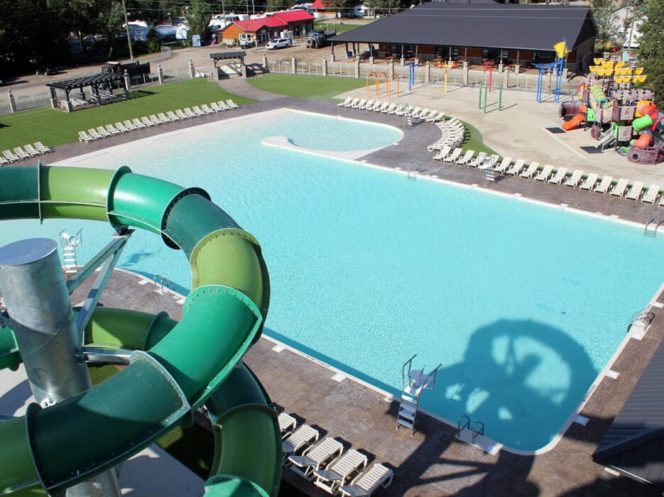 Camping lac georges soucy aquatik for Camping lac leman avec piscine