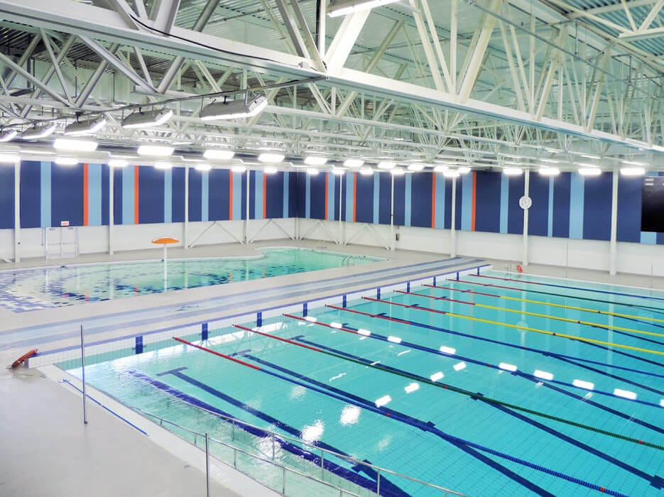 Piscine saint augustin de desmaures soucy aquatik for Centre sportif terrebonne piscine