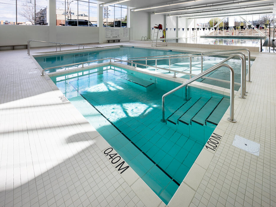 Ymca Cartierville Pool Soucy Aquatik